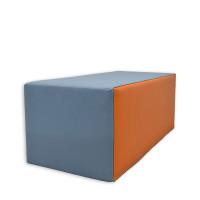 Sitzwürfel Sitzelement aus Schaumstoff RG35/55 -...