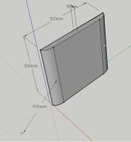 Sound Absorption Panel Ceiling aus BASOTECT®...