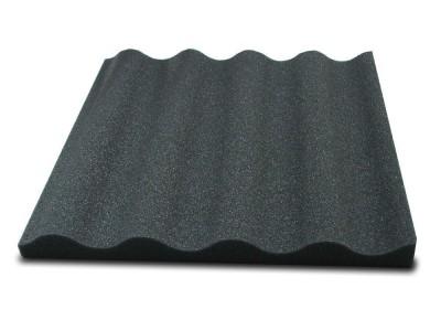 Reflection Control Panel Wave 40mm basic - ca. 11,5m²