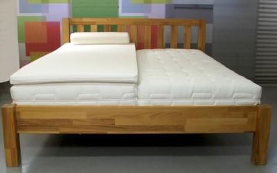 SW Bedding Viscoelastische Matratzenauflage 5cm Maß: 200 x 180cm H3 - fest Cashmere