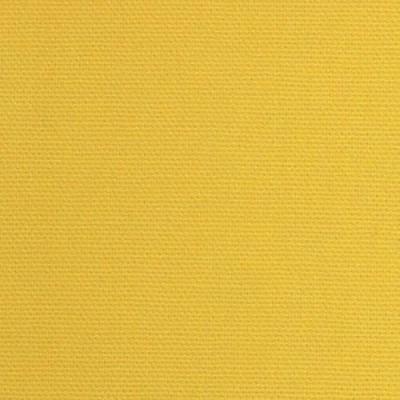 Stufenlagerungswürfel mit Bezug Baumwolle gelb