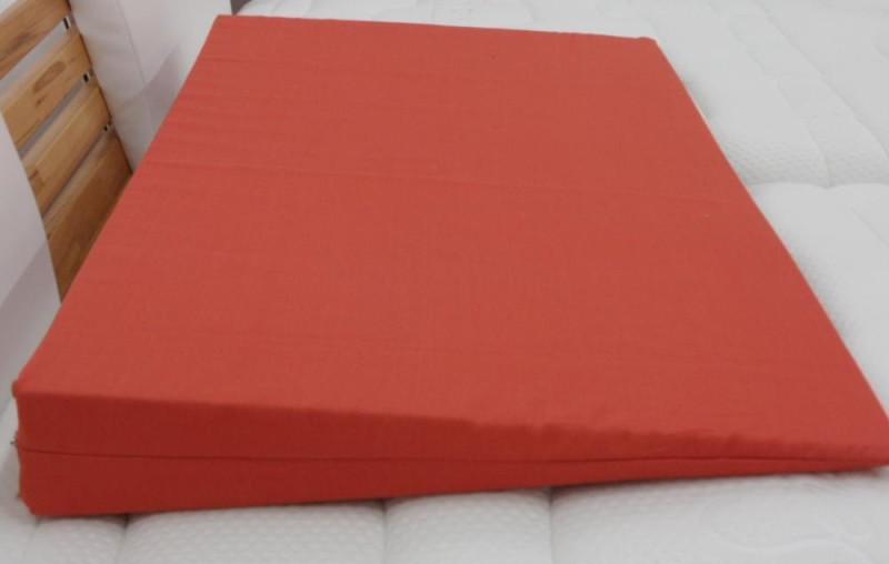 matratzenkeil aus schaumstoff rg 35 mit baumwollbezug 37 90. Black Bedroom Furniture Sets. Home Design Ideas