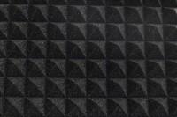 1m² Akustik Pyramidenschaum Tafeln 50 x 50cm...
