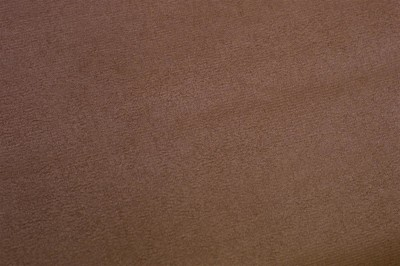 Microfaserstoff Braun