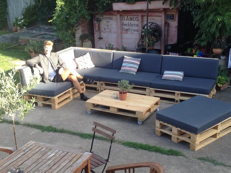 Palettenpolster für Lounge & Sofamöbel Schaumstoff RG 35 SITZPOLST 32 90