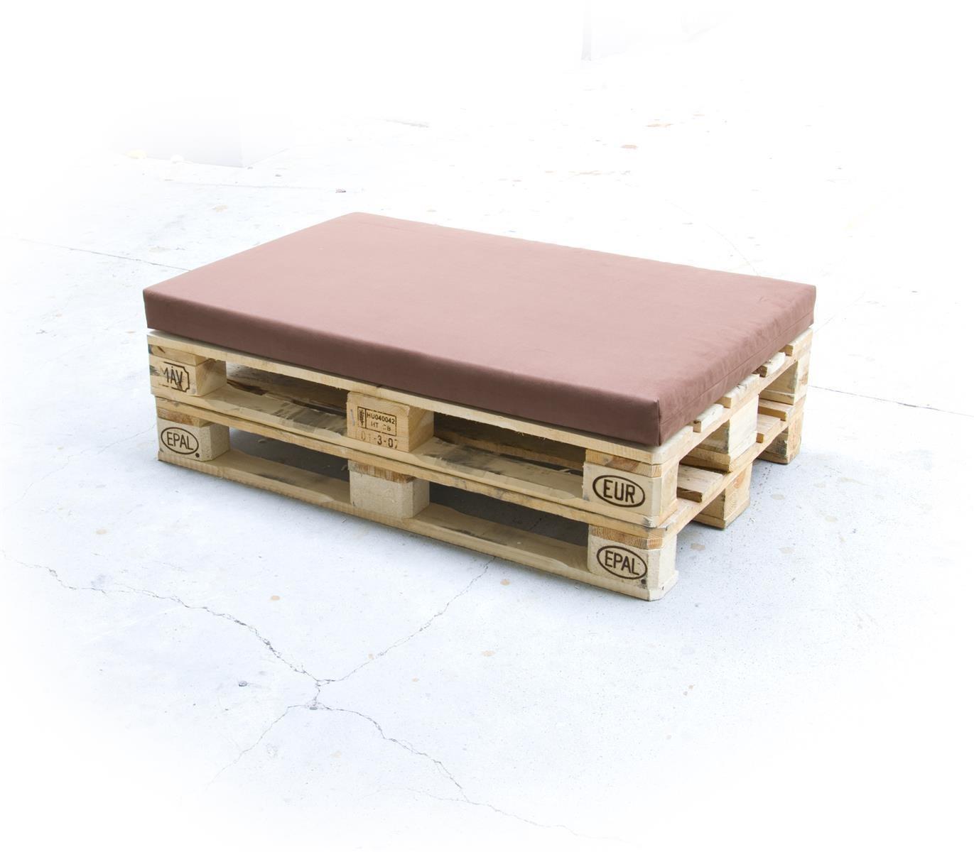 palettenpolster f r lounge sofam bel schaumstoff rg 35 sitzpolst 92 90. Black Bedroom Furniture Sets. Home Design Ideas