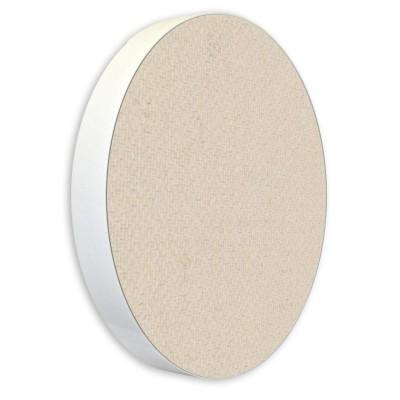 Akustikschaumstoff Basotect® weiß Kreis...