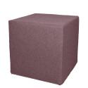 Akustik Sitzhocker Quader Absorber-Element mit vielen Funktionen