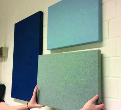 Akustik Paneel Schall Absorber Schalldämmung Akusikverbesserung Raumakustik Büro