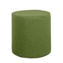 Akustik Sitzhocker Rund Absorber-Element mit vielen Funktionen Ø 45 x Höhe 45cm maigrün 0027