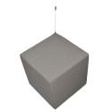 Akustikwürfel Deckenwürfel Absorber aus Basotect® zum Abhängen inkl. Trevira CS Bezug + Befestigung