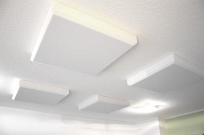 Magnetklebebefestigung Deckenset 4er Set