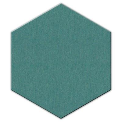 Akustikschaumstoff Basotect® weiß Hexagon...