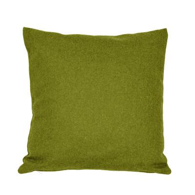 Akustik-Sofa-Kissen aus Wollfilz mit Inlett  45 x 45cm...