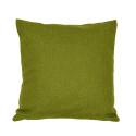 Akustik-Sofa-Kissen aus Wollfilz mit Inlett  45 x 45cm maigrün 0027